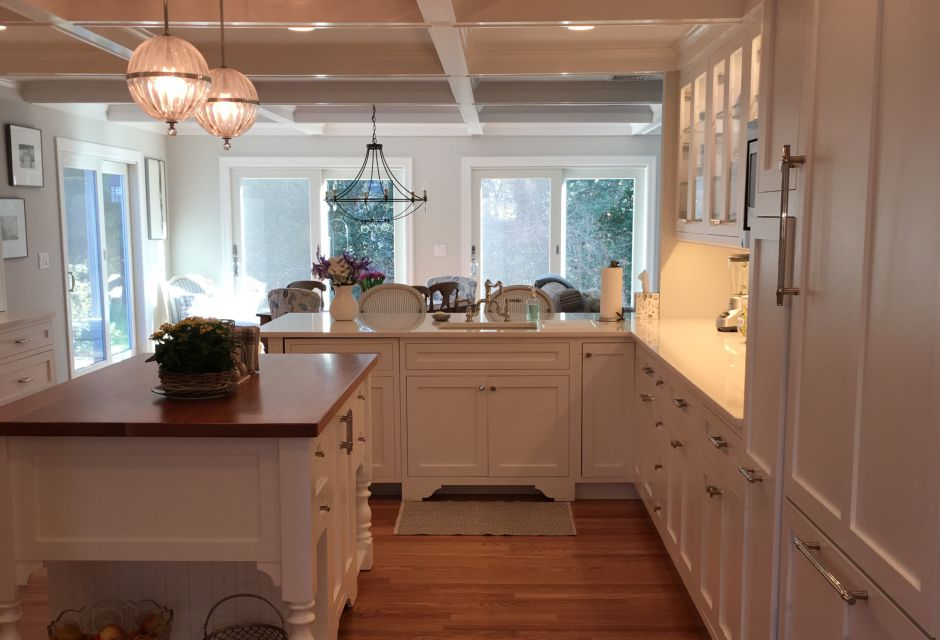 Shrewsbury Kitchen by Woodhaven Designer CaroleAnn Gorhan