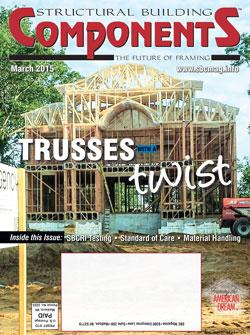 Woodhaven's truss design and manufacturing prowess featured in SBC Magazine.