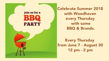 Woodhaven's Summer 2018 BBQ & Brands