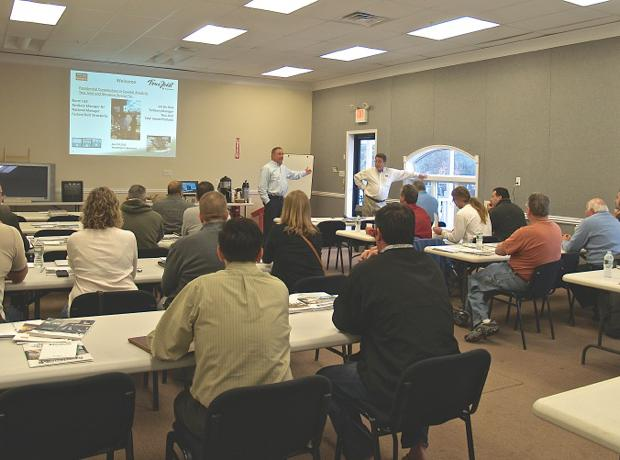 AIA Continuing Education Series: Seminars byTrus Joist & Simpson Strong-Tie