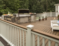 Composite Decking & Railing Image