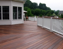 Wood Decking & Railing Image