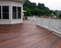 Wood Decking & Railing Image