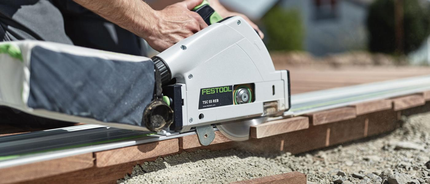 Woodhaven is now a Festool Dealer Image