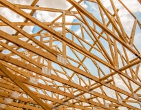 Roof Trusses Image