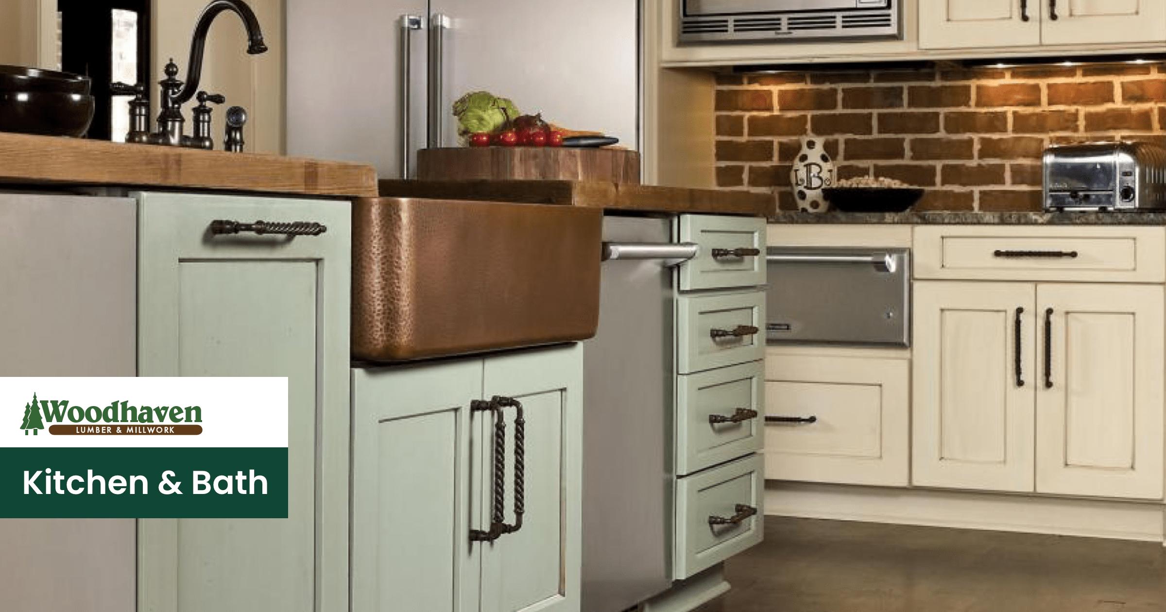 Kitchen & Bath | Woodhaven Lumber